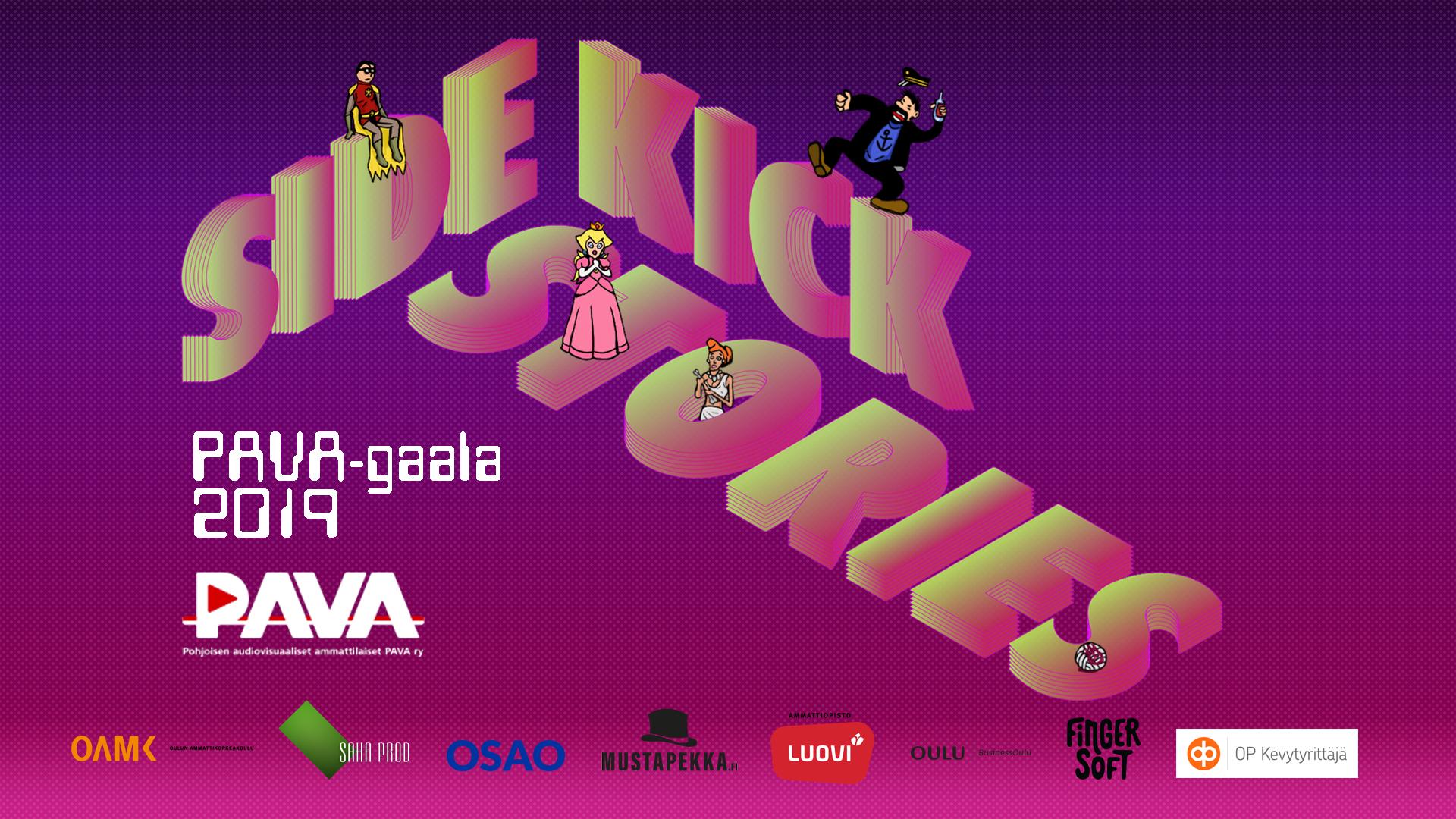 PAVA-gaala 2019